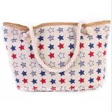 Sac neuf de plage de sac à main de sac de toile de sacs à main de loisirs