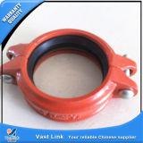 Ajustage de précision de pipe Grooved d'acier du carbone