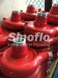 bewegliche Motor-Vakuum-/Abgas-Grundieren-Feuer-Wasser-Pumpe des Benzin-15HP