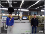 Máquina de ventana de aluminio - Agujeros, Groove Milling Router de copia 3x Lxfa-CNC-1200