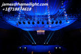 Plafonnier LED Curtain Light pour Stage Light Party Wedding Department Light