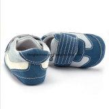 Ботинки 01 малыша младенца мягкие нижние крытые