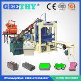 Lista de precios de la máquina del bloque de la depresión del cemento de Qt4-15c