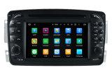 Автомобиль DVD Sz Hla Indash для системы навигации мультимедиа автомобиля DVD 2 DIN Benz Vaneo/Viano/Vito