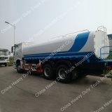 Sinotruck HOWO 8X4 25cbm Camion-citerne de transport de carburant / huile