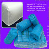 Кровать Sheet/Bedspread Nonwoven/PP/SMS/Surgical/Hospital/CPE/PE/PVC/Comforter/Duvet/Pillow Case/Mattress/Medical устранимая, устранимый Quilt, устранимая крышка кровати