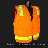 Alta maglia di sicurezza di visibilità con ANSI07 (C2030)