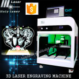 Noël Promotion Price pour le 2D Secondaire-Surface de Large Size et 3D le laser Engraving Machine.