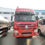 Sinotruk HOWO 12m3 6mの振りかける幅の瀝青の乳剤の噴霧のトラック