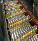 Feito no rolo da folha da telhadura do ferro ondulado de China que dá forma à máquina