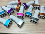 3 포트 5.1A USB Car Charger