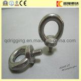 La gota de acero forjó el tornillo de ojo de elevación DIN580 con de alta resistencia