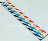 Spiraalvormig het Drinken Stro/Plastic Stro (SS5105)