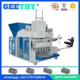 Máquina móvel do fabricante do bloco da máquina do tijolo Qmy10-15