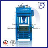 Pressa per balle di nylon residua idraulica che ricicla macchina