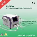 Máquina intensa E9c da remoção do cabelo de Shr Elight da luz do pulso
