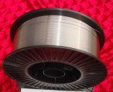 Fio de cobre revestido/livre Er70s-6 do Não-Cobre verde da tecnologia de soldadura