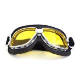 Anti Impact PC Lens espejo de gafas de Dirt Bike Riding