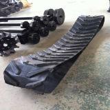 Snowmobile /Snowcat/pista di gomma di Skidoo da Puyi