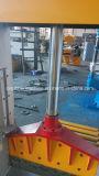 Hydraulisches einzelnes Messer-Gummiballen-Scherblock-Maschine/Gummiballen-Ausschnitt-Maschine