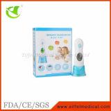 Термометр уха цифров медицинского контакта младенца ультракрасный