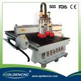 Router automatico di CNC dell'asse di rotazione del cambiamento dello strumento