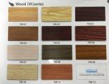 Hölzerne Farben-Dekoration-materielles zusammengesetztes Aluminiumpanel (1220*2440*3mm)