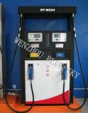 Dispensador de combustible de cuatro inyectores Rt-W244 Dispensador de combustible