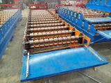 Constructeur de machine de formage de feuilles de toiture en métal