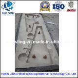 Mn16cr2セメントの製造所はさみ金の供給の端ヘッドはさみ金