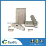 Magnete permanente personalizzato del AlNiCo con la C a forma di