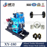 판매를 위한 작은 Xy 180 사용된 시추공 우물 드릴링 리그 기계