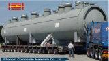 Cabeça Ellipsoidal do aço SA516gr70 do revestimento SUS304 para a embarcação de pressão