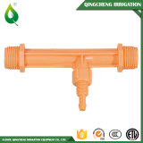 "PVC SGSのセリウム6の""直径のプラスチック滴り潅漑の管"
