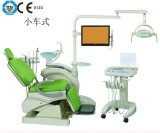 Sanor'e Standard Computer Controlled Fodable Dental Chair Unit avec CE/ISO