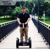 Elektrischer Chariot-Roller mit dem 2 Rad-elektrischen stehenden Roller