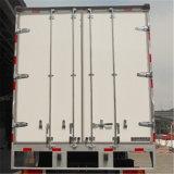 Carrocería del carro de recolección hecha del panel de emparedado de FRP