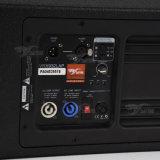 Línea accionada profesional audio altavoz del acontecimiento Vrx932lap del Active del arsenal
