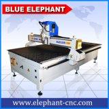 Strumentazione della macchina di CNC di legno di Ele 1325, tagliatrice poco costosa di prezzi per falegnameria