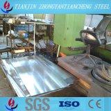 Piatto d'acciaio di piastra metallica nella buona qualità