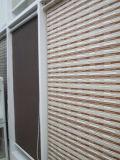 Yute y tela que teje de papel para las cortinas de ventana/las persianas de rodillo/las persianas de rodillo de papel de las cortinas romanas