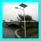 Luz de calle solar