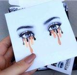 Sombra de ojo del maquillaje de los cosméticos del color del polvo presionado 9 del sombreador de ojos de Kylie