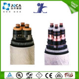 PVC 절연제 강철 테이프 기갑 PVC 칼집 전력 케이블 0.6/1kv