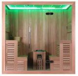 Seule pièce d'intérieur modèle de sauna (M-6043)