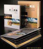 impresión profesional del libro del catálogo del compartimiento de la fabricación