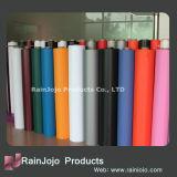 Film plastique coloré de PVC dans Roll