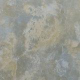 Progetto rustico della decorazione delle mattonelle di pavimento della porcellana piena nera del corpo