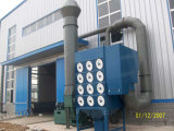 Industrieller Kassetten-Filter-Wirbelsturm-Staub-Sammler-Beutelfilter (6000 M3 /H)