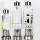 Sleeve Dn164Aの卸し売りGlass Water Bottle